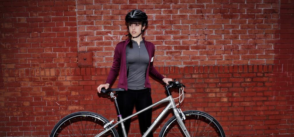 Trek女性用自転車