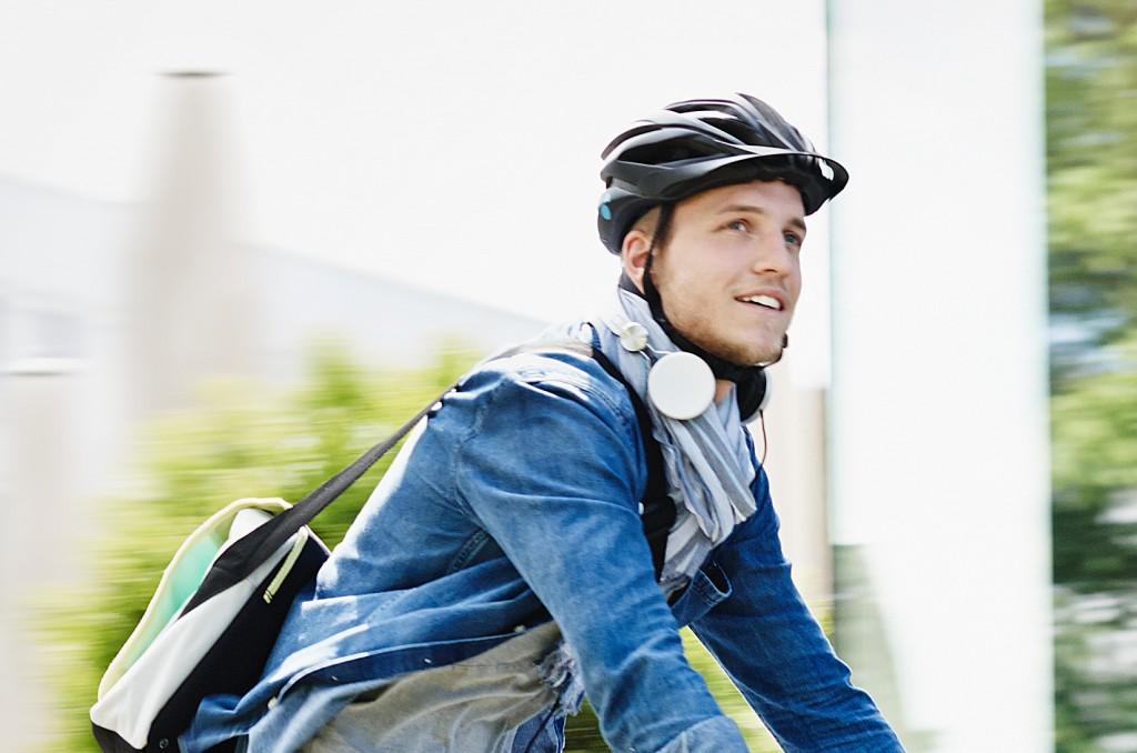 ロードバイク_ヘルメット