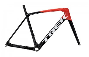 Trek EmondaSLDiscFrameset_2021_Trek Black_Radioactive Red