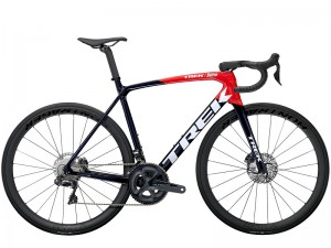 Trek EmondaSLR7Disc_2021_Navy Carbon Smoke_Viper Red