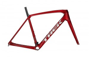 Trek EmondaSLRDiscFrameset_2021_Rage Red_Trek Black