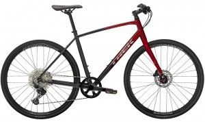 TREK_FX4Disc_2021_Dnister Black to Radioactive Red